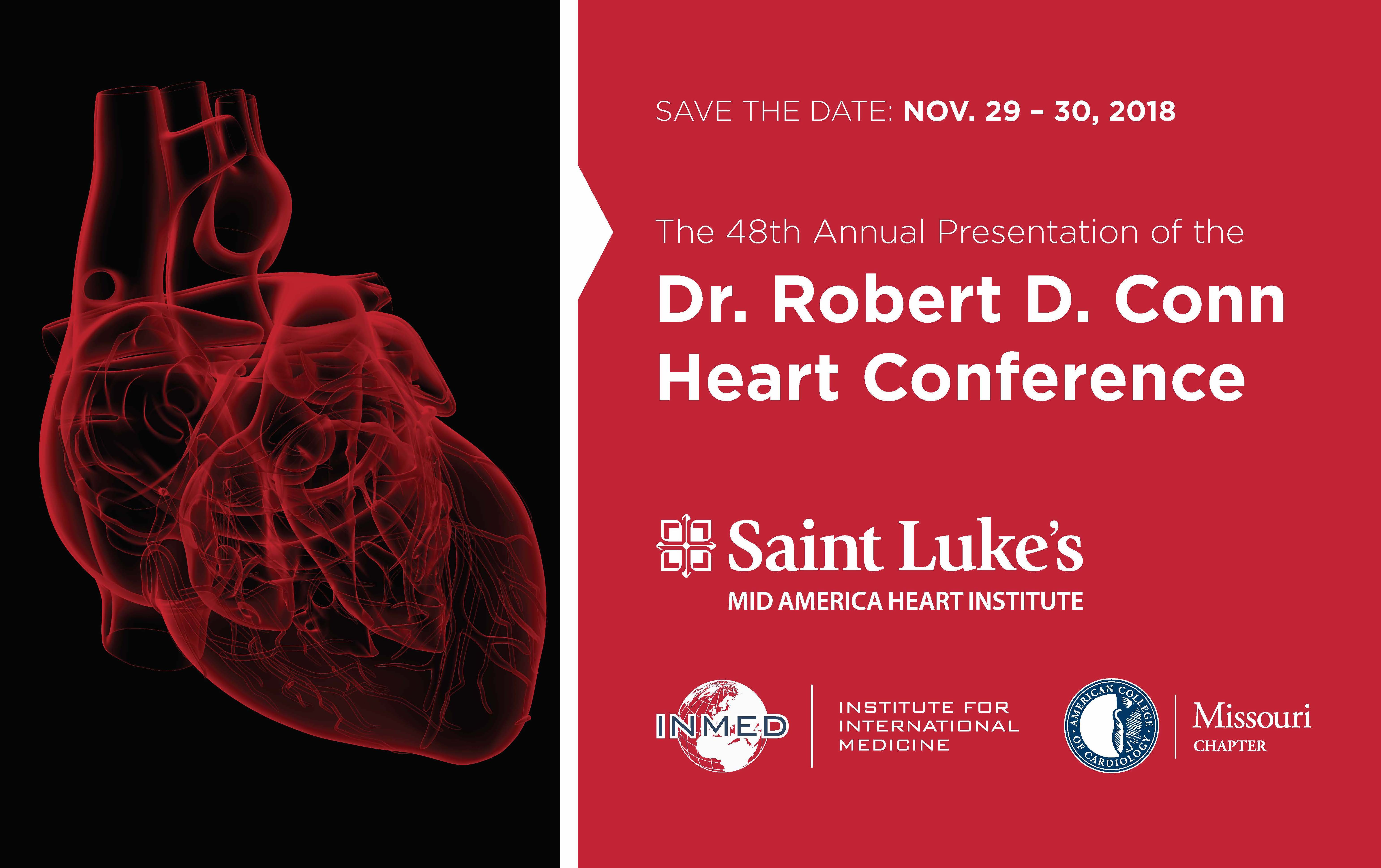 48th Annual Presentation Of The Dr Robert D Conn Heart Conference
